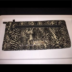 Kenneth Cole Reaction's Fake Snake Clutch / Wallet
